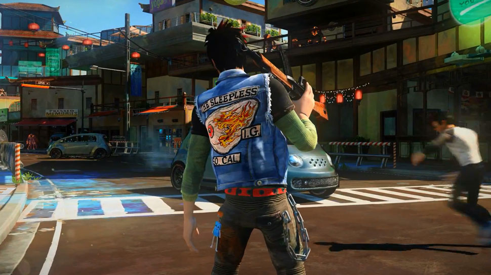 Despre Sunset Overdrive