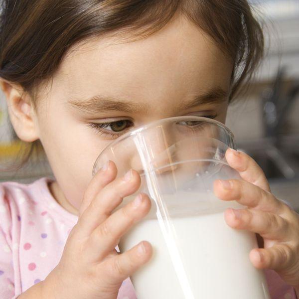 lapte copii