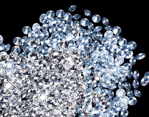 nano-fibre diamant